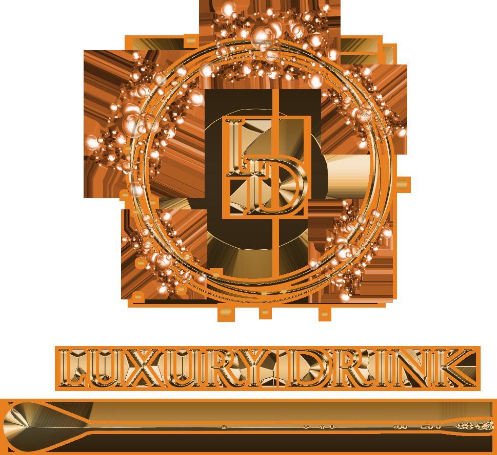 Luxury Drink Votre barman à domicile Logo
